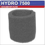 Schaumstofffilter für Waschsauger HYDRO 7500 001