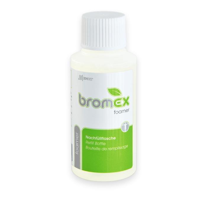 BromEX refill Nachfüllflasche gegen Körpergeruch, 150 ml