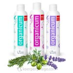 organicum bundle - Shampoo, Conditioner and Hair-Mask 002