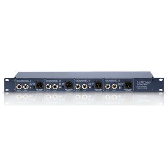 "Palmer Pro PAN0 3 PASS - 19"" DI-Box 4 Kanal passiv"