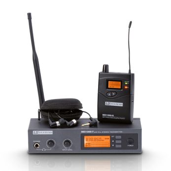 LD Systems MEI 1000 X - In-Ear Monitoring System drahtlos (X-Version)