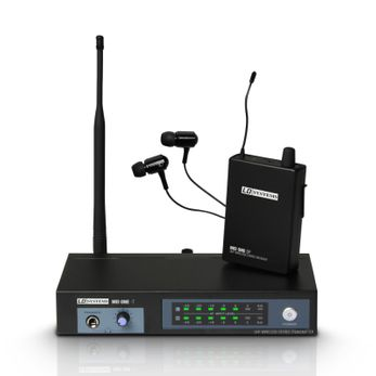 LD Systems MEI ONE 1 - In-Ear Monitoring System drahtlos 863,700 MHz