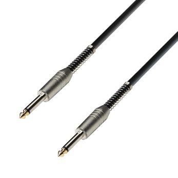 AH K3 IPP 0600 S - Instrumentenkabel  6m  6,3 mm Klinke mono auf 6,3 mm Klinke mono
