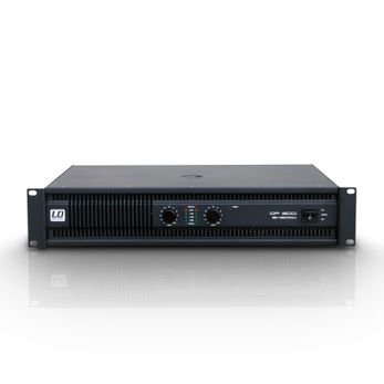 LD Systems DEEP2 600 - PA Endstufe 2 x 300 W 2 Ohm