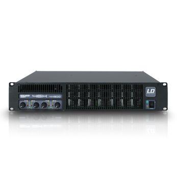 LD Systems SP 46K - PA Endstufe 4 x 1440 W 2 Ohm