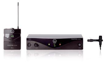 AKG PW 45 Presenter Set ISM 863,1-864,9 MHz