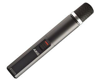 AKG C1000 S, Kondensatormikrofon, Nieren-/Hypernieren-Richtcharakteristik