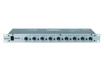 OMNITRONIC MLM-81 Mikrofon-Line-Mixer