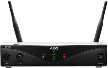 AKG SR420 Band B1, 748-752 MHz Diversity Empfänger