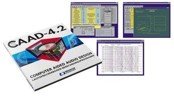 MONACOR CAAD-4.2, Lautsprecher-Kalkulat.-Progr.
