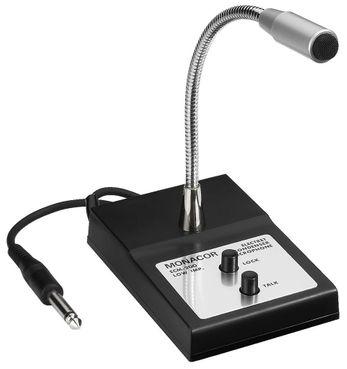 MONACOR ECM-200, Elektret-Tischmikrofon
