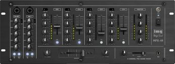IMG STAGE LINE MPX-44/SW, Stereo-Mischpult