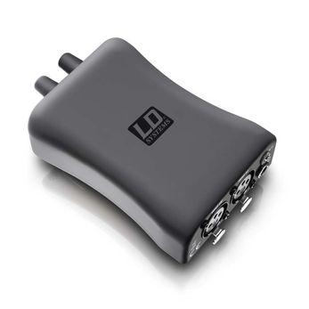 LD Systems HPA 1 - Verstärker für Kopfhörer und kabelgebundenes IEM
