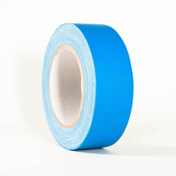 Adam Hall Accessories 58065 LTBLU - Gaffer Klebeband hellblau 38mm x 25m