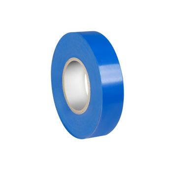 Adam Hall Accessories 580819 BLU - Isolierband 0,19 x 19 mm x 20 m blau