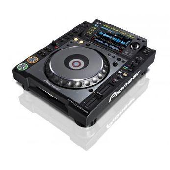 Pioneer CDJ-2000 NXS2 - CD-Player, Professioneller DJ CD-Player