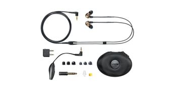 Shure SE535-CL-E Sound Isolating Ohrhörer
