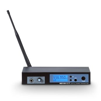 LD Systems MEI 100 G2 T B 6 - Sender für LDMEI100G2 In-Ear Monitoring System Band 6 655 - 679 MHz