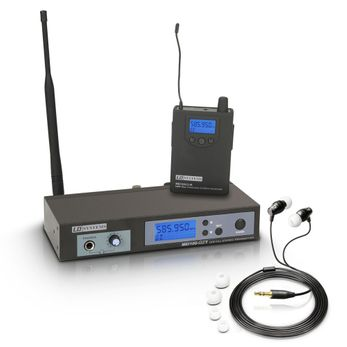 LD Systems MEI 100 G2 B 5 - In-Ear Monitoring System drahtlos Band 5 584 - 607 MHz