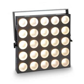 Cameo MATRIX PANEL 3 WW - 5 x 5 LED Matrix Panel mit Single Pixel Control