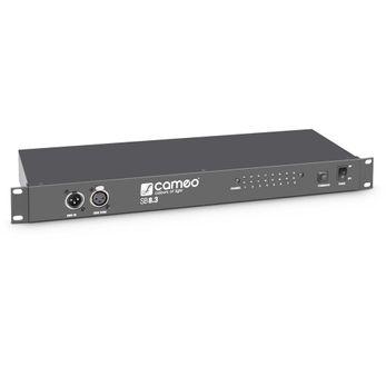 Cameo SB8.3 - 8-Kanal DMX Splitter / Booster (3-Pol)