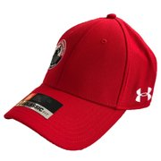 Under Armour Flex-Fit-Cap (Rot) Bild 2