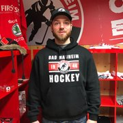Kapuzenpullover Bad Nauheim Hockey 001