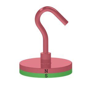 Hakenmagnet Ø 20 mm – Neodym – Bild 2