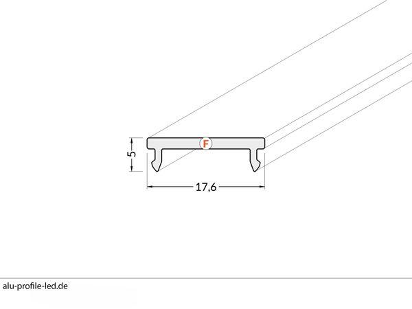 LED Abdeckung Modell-F – Bild 4