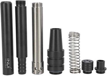 INVI Nano Aluminium Black, 20 cm – Bild 4