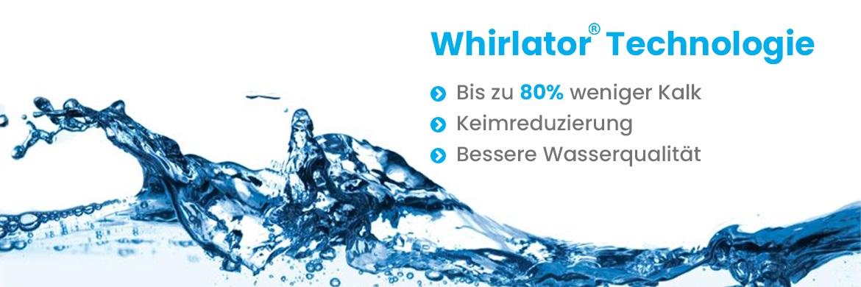 Whirlator Technologie