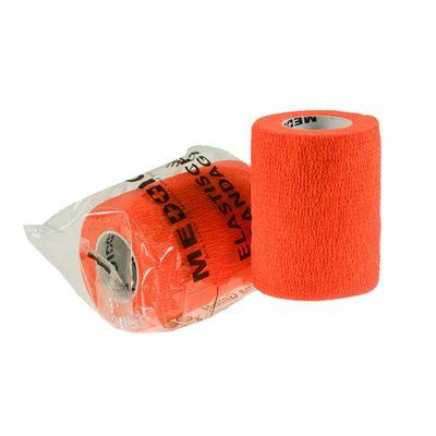1 Haftbandage Selbsthaftende Bandage / Fixierbinde 7,5 cm x 4,5 m orange