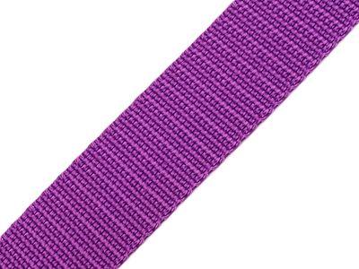 1 Meter Gurtband, 30mm, lila