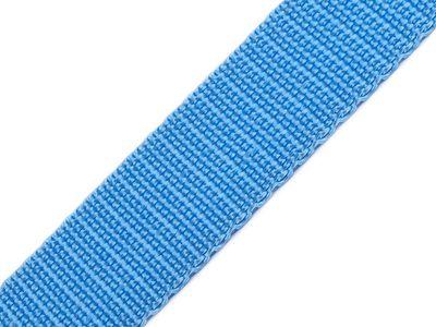1 Meter Gurtband, 30mm, hellblau