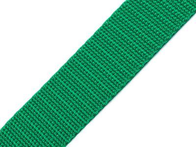 1 Meter Gurtband, 30mm, grün