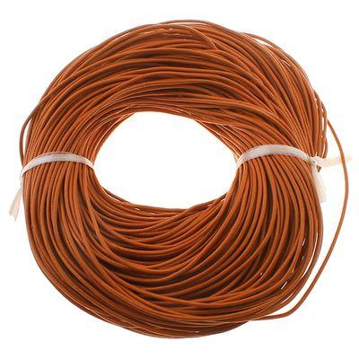 10m Lederband rund ø 1 o. 2 mm Farbwahl Lederriemen Lederschnur Rind Rindslederschnur – Bild 16