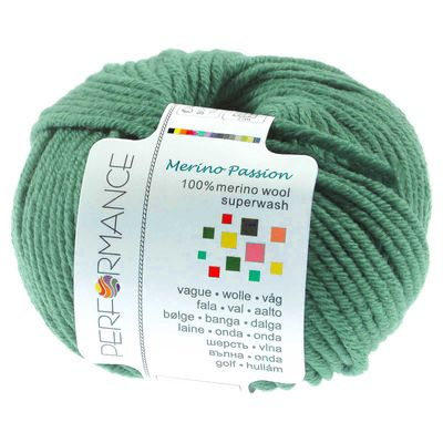 Strickgarn MERINO PASSION SUPERWASH 50g, #02