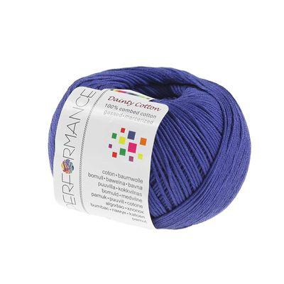 Strickgarn Dainty Cotton 50g #75 violett – Bild 1
