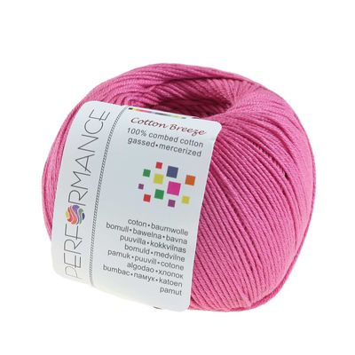 Strickgarn Cotton Breeze 50g #34 pink