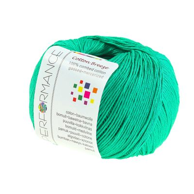 Strickgarn Cotton Breeze 50g #141 grün
