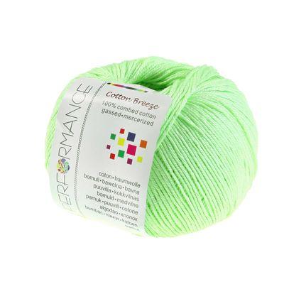 Strickgarn Cotton Breeze 50g #158 mint – Bild 1