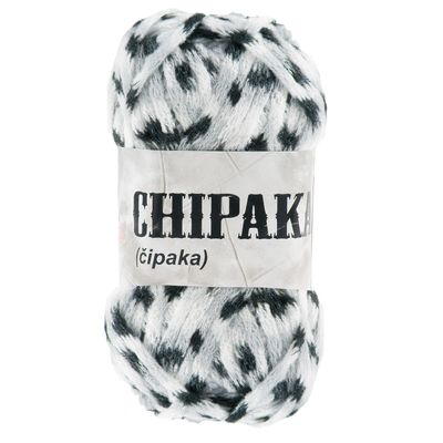 5 x 100g Strickgarn CHIPAKA No. 26 winter land – Bild 1