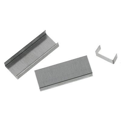 10 x 1000 Heftklammern 24/6, Stahl, Vorteilspack – Bild 2