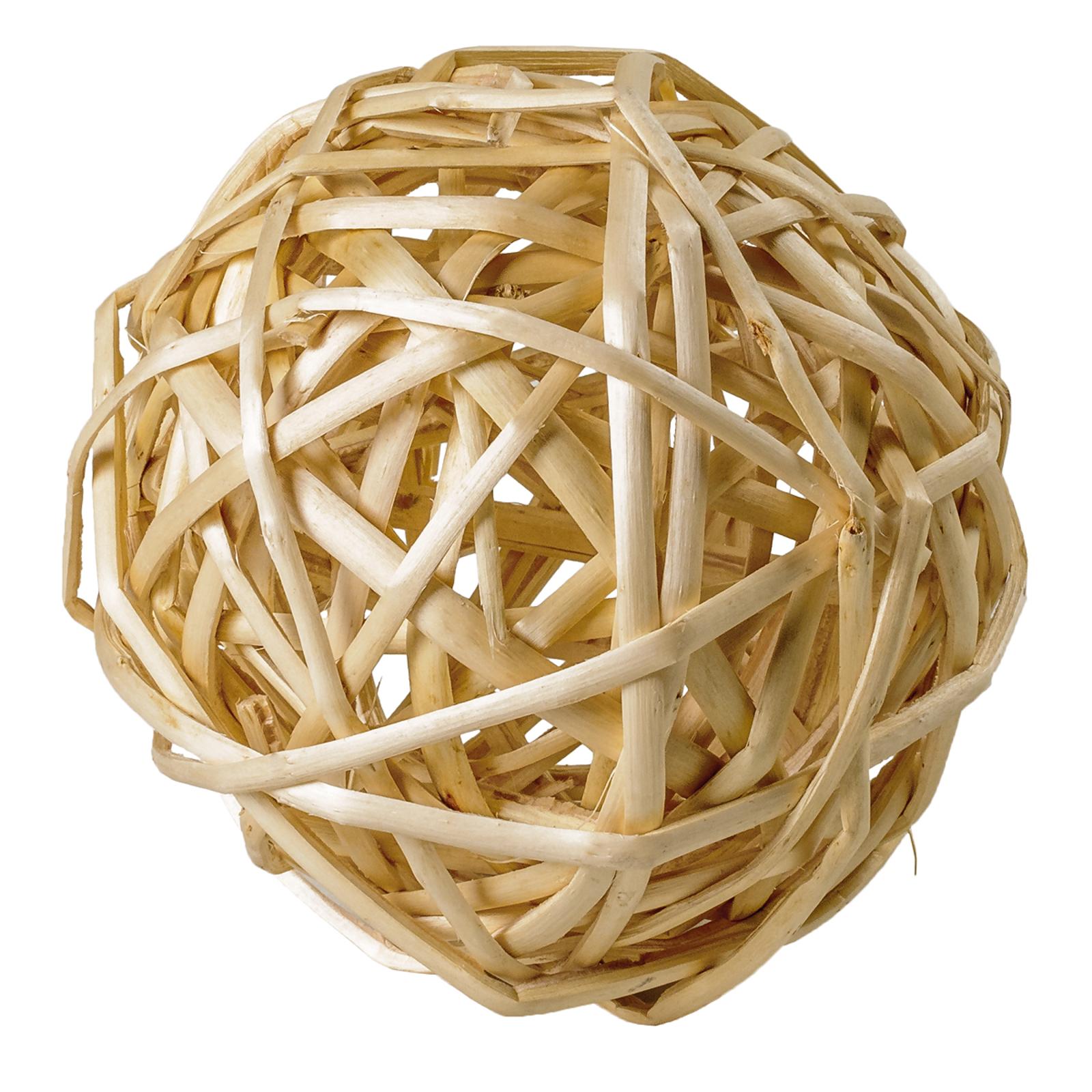 1 weidenball 15 cm weidenkugel dekokugel als dekoration - Dekoration basteln ...