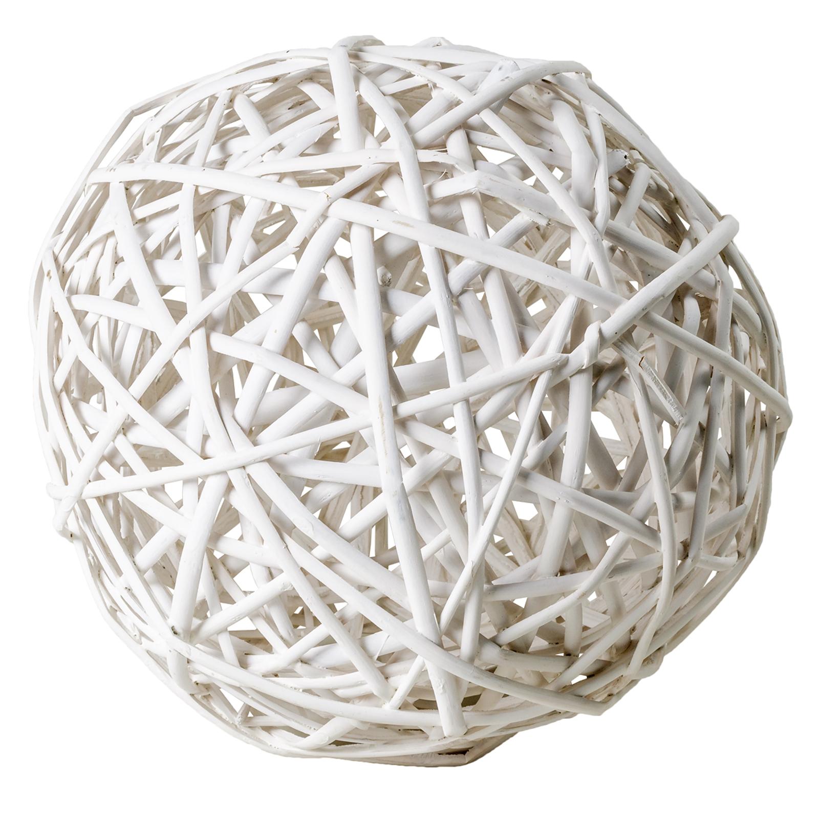 1 weidenball 25 cm weidenkugel dekokugel als dekoration - Dekoration basteln ...