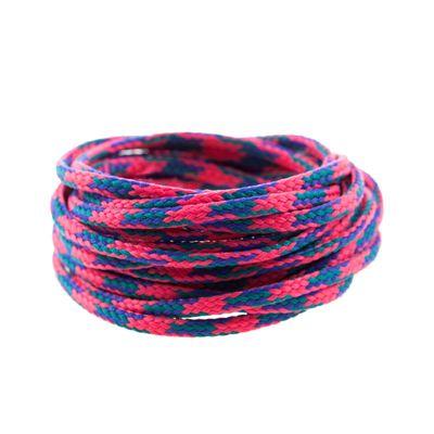 3m Polyesterschnur 4mm mehrfarbig PES Kordel Polyesterkordel Flechtschnur  – Bild 4