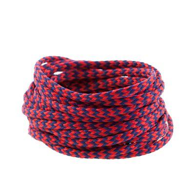 3m Polyesterschnur 4mm mehrfarbig PES Kordel Polyesterkordel Flechtschnur  – Bild 15