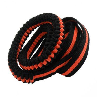 1 Gurtband 16mm mit elastischem Rückdämpfer 135 - 200cm f. Hundeleinen, Farbwahl – Bild 3