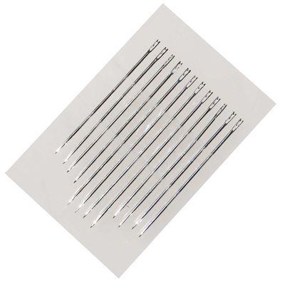 Nähnadel Sortiment Set Handnähnadeln 12-teilig Dicke 0,8mm Länge 36, 38, 42 mm – Bild 2