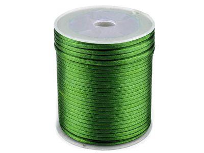 90m Satinschnur 2mm Satinkordel Schmuck-Kordel -Schnur Kumihimo Bänder, Farbwahl – Bild 7